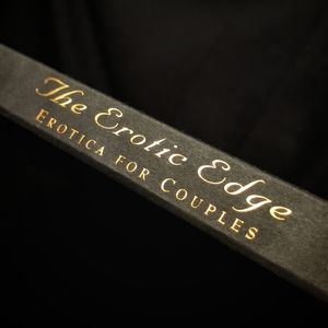 The Erotic Edge Erotica For Couples Book